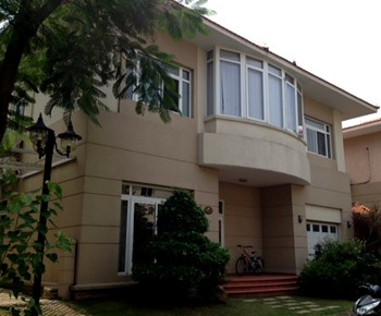 Villa for rent Phu My Hung