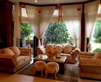 Villas for rent Phu My Hung