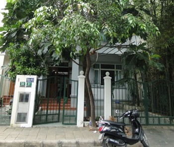 Villa for rent Nha Be district