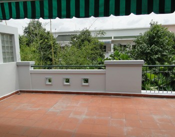 Rental villas Nha Be district