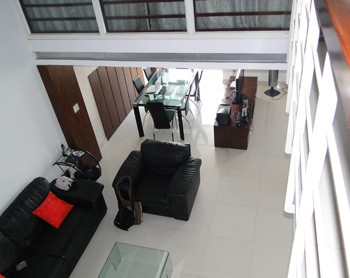 Apartment for rent Binh Chanh district