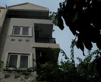 Houses for rent Binh Thanh district
