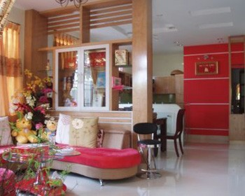 Villas for rent Binh Thanh district