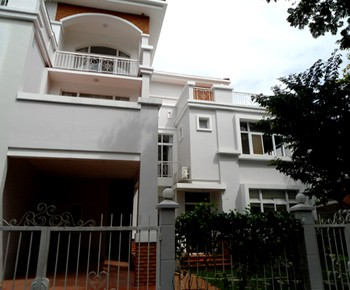 Villa for sale Phu My Hung