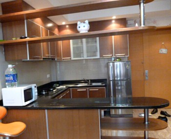 Buy apartment Binh Thanh district