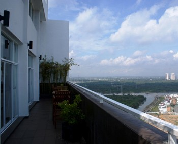 Penthouse for rent Ho Chi Minh City
