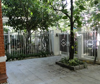 Villa for rent Binh Tan district