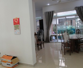 Villas for rent Binh Tan district