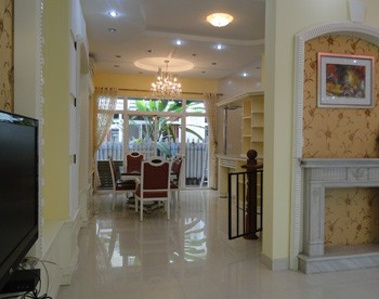 Villa for rent Go Vap district