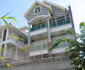 Rental houses Binh Thanh district