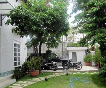 House for rent Binh Thanh district