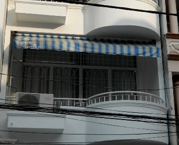 Houses for sale Binh Thanh district