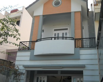 House for sale Go Vap district