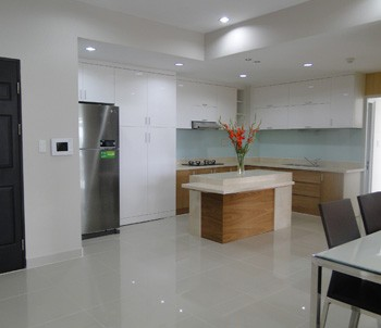 Rental apartment Tan Phu district