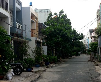 Buy houses Tan Phu District