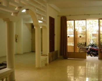 Villa for rent Binh Thanh district