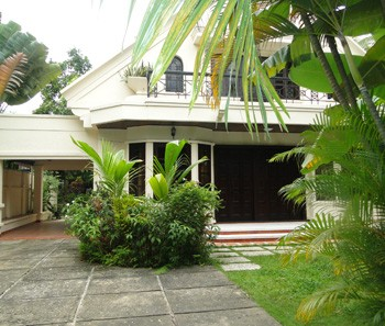 Rental villa Binh Chanh district