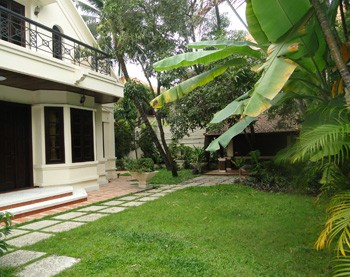 Villa for rent Binh Chanh district