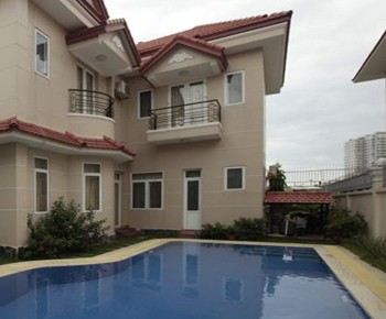 Villa for rent security 24/24
