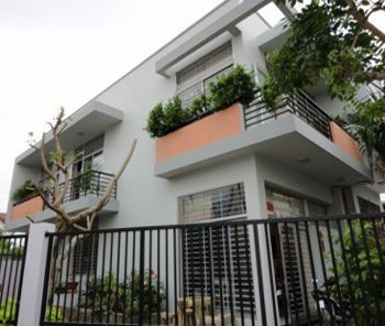 Villa for rent Tan Phu district