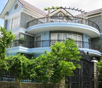 Rental villa Tan Phu district