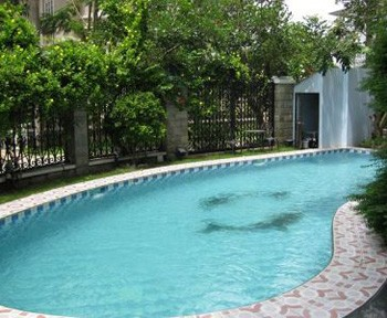 Rental villas Tan Phu district