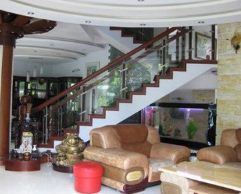Villas for rent Tan Phu district