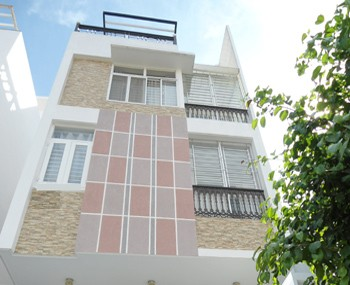 Rental houses Binh Tan district