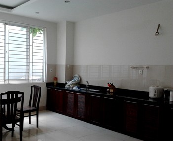 House for rent Tan Binh district