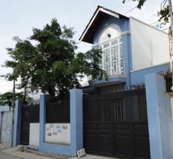 Villa for rent Hoc Mon district
