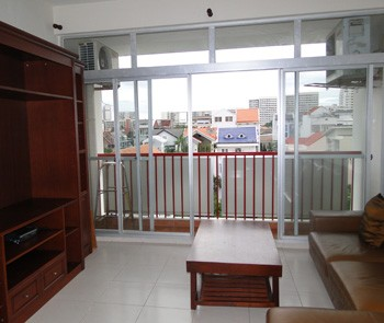 Apartment for rent My Phuoc building