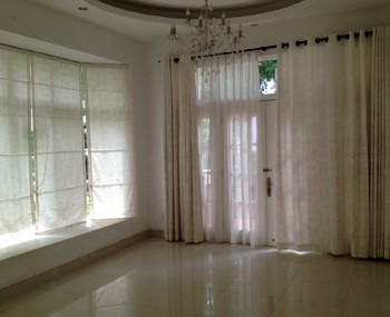 Rental villas Phu My Hung