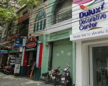 Bakeries for rent Ho Chi Minh City