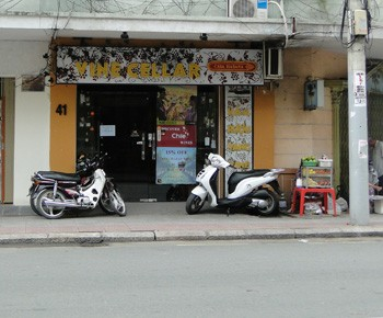 Shop for rent Binh Thanh district