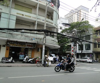 Shops for rent Binh Thanh district