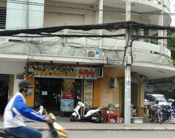 Rental shops Binh Thanh district