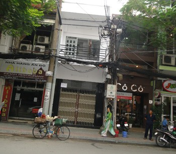 Shop for rent Binh Tan district