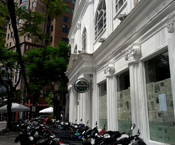 Cafe for rent Ho Chi Minh City