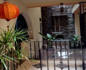 Rental villa Tan Binh district