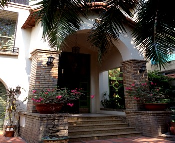Rental villas Tan Binh district