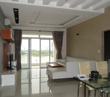 Rental apartment Binh Chanh district