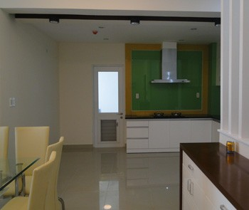 Rental apartments Binh Chanh district