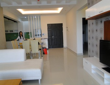 Apartments for rent Binh Chanh district