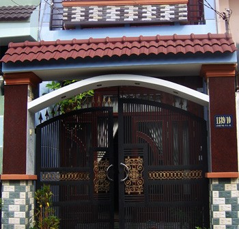 House for sale Cu Chi district