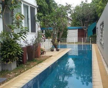 Villa for rent fully furnished