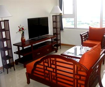 Apartment for rent Saigon Pearl building