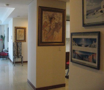 Apartment for sale Binh Chanh district