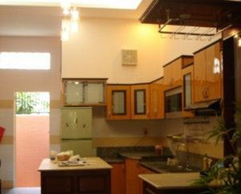 Rental houses Binh Chanh district