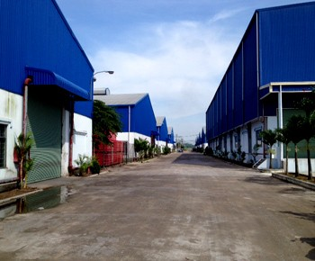Factory for rent Vietnam