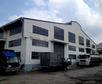 Factory for rent Saigon